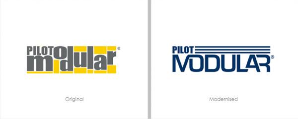 product logo modernisation