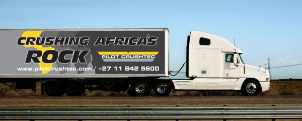 truck banner design